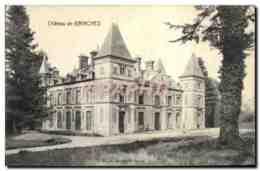 CPA Chateau De Brinches - Castelli