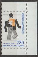 FRANCE : N° 2869 ** (Relations Culturelles France Suède) - PRIX FIXE - - Frankreich