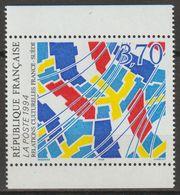 FRANCE : N° 2871 ** (Relations Culturelles France Suède) - PRIX FIXE - - Frankreich