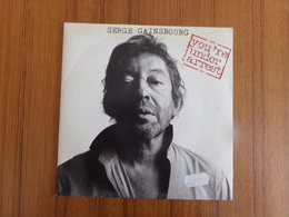 45 TOURS SERGE GAINSBOURG PHILIPS 870002 YOU RE UNDER ARREST / BAILLE BAILLE SAMANTHA - Vinyl Records