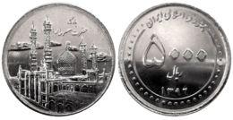 Iran. 5000 Rials. Mosque. UNC. 2013 - Iran