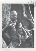 Afrique - Africa - Nue - Nude - Femmes - Femme Seins Nus - Enfants - Sénégal - Photographe Pierre Rauscher - état - Senegal