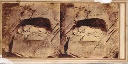 Zwitserland/Schweisz/Suisse,stereoscoopfoto,  Luzern, Monument De Lion, Ca. 1920 - Stereoscoop