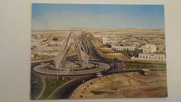 D166622 United Arab Emirates UAE Dubai Picture Postcard General View Deira Clock Tower Dubai - Emirati Arabi Uniti