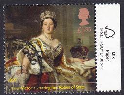 Bicentenary Of Birth Of Queen Victoria (2019) - Queen Victoria In Robes Of State £1.35 SG4222 - 1952-.... (Elizabeth II)