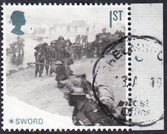 75th Anniversary Of D-Day Landings In Normandy (2019) - Sword Beach Landings 1st SG4238 - 1952-.... (Elizabeth II)
