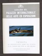 Catalogo Palazzo Internazionale Aste Ed Esposizioni - Armi Fuoco E Taglio - 1977 - Libros, Revistas, Cómics