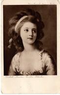 Unbekannter Meister - Gräfin Potocka - Alte Meister Karte Nr. 37 - Berühmt Frauen