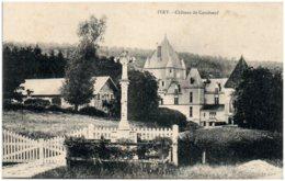 21 IVRY - Chateau De Coraboeuf - Autres Communes