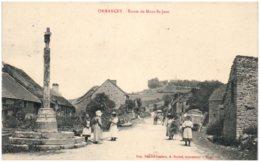 21 ORMANCEY - Route De Mont-Saint-Jean - Autres Communes