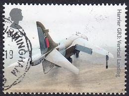 British Engineering (2019) - Harrier GR3 : Vertical Landing  £1.55 - 1952-.... (Elizabeth II)