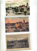 5 Carte Mulhouse Entrée Theme Tramway - Mulhouse