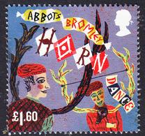 Curious Customs (2019) - Horn Dance, Abbots Bromley  £1.60 - 1952-.... (Elizabeth II)