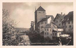 Brugg Aarebrücke Und Schwazer Turm - GE Genf