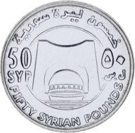Syria 50 Pounds 2018 UNC - Syria