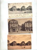 3 Carte Mulhouse Nouveau Quartier Café Moll Odeon - Mulhouse