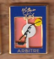 Arthus Bertrand 15ème Open De Paris Arbitre - Arthus Bertrand