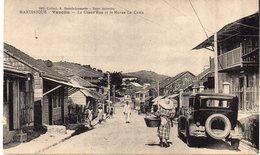 MARTINIQUE : VAUCLIN . La Grand' Rue Et Le Morne La Croix - Martinique