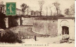 CPA - BAYONNE - PORTE MOUSSEROLLE (IMPECCABLE) - Bayonne