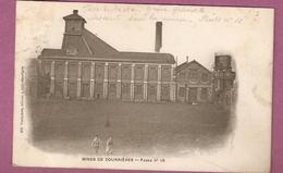 Cpa Mines De Courrieres Fosse N°10 - éditeur Alb Vereycken - 2 Scans - Francia