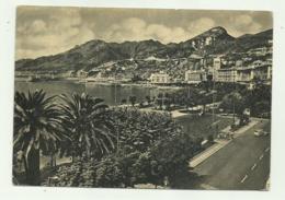 SALERNO - LUNGOMARE TRIESTE   VIAGGIATA  FG - Salerno