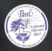 Bierviltje - Sous-bock - Bierdeckel :  PAREL - 'N JUWEEL VAN EEN BIER   (B 440) - Sotto-boccale