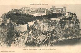 73575125 Monaco La Ville Le Rocher Monaco - Monaco