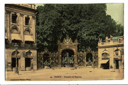CPA-Carte Postale-France Nancy-Fontaine De Neptune (ensemble)- VM5722 - Nancy