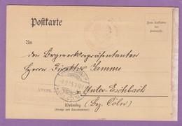 BERGWERK LÜDERICH BEI STEINENBRÜCK,1905. - Lettres & Documents