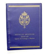 Medaglie Artistiche Dedicate Alla Signoria Dei Gonzaga A Mantova - Ed. 1988 - Libri & Software