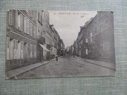 CPA 50 SAINT LO RUE DU NEUFBOURG - Saint Lo