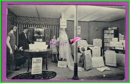 CPA (61 Orne) - ARGENTAN - Stand De La Maison MAIGNAN à L'Exposition De Quasimodo En 1928 - Robe De Mariée Dentelle - Argentan