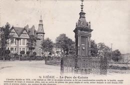 Liege - Le Parc De Cointe - Liege