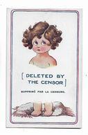 Pas Signée  - Petite Fille  -  ( Deleted By  The  Censor  )  -  Supprimé Par La Censor - Dessins D'enfants