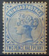 TRINIDAD - MLH - Sc# 70 - 2.5p - Trinidad Y Tobago (1962-...)