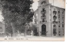 VITTEL- ( 88 ) - Nouvel Hôtel - Vittel Contrexeville