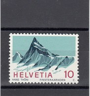 Suissi - 1966 - Neuf** - N° YT 775 - Alpes Suisses - Nuovi