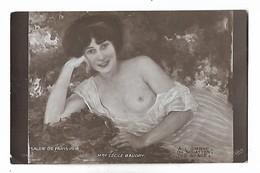 "Mme Cecile  Baudry  - A L;hombre"" "" Im Schatte "" "" The Shade "" - Femme Sein Nu - Peintures & Tableaux"