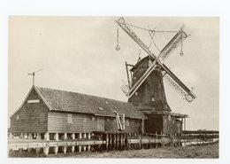 D158 - Jisp Bruidgomsloot - Oliemolen De Walvisch - Molen - Moulin - Mill - Mühle - Autres