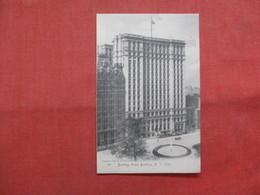 Rotograph  Bowling Green Building   New York > New York City >   Ref    3562 - Manhattan