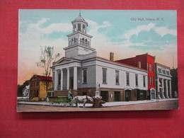 City Hall  Ithaca   New York    Ref    3562 - NY - New York
