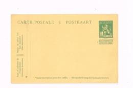 Entier Postal à 5 Centimes.Lion. - Postales [1909-34]