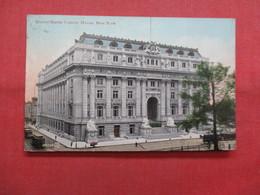 Custom House   New York > New York City     Ref    3562 - Manhattan