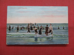 Bathing At Coney Island    New York > New York City     Ref    3562 - Manhattan