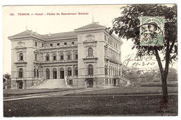VIET NAM - HANOI - Palais Du Gouverneur Général - Ed. P. Dieulefils, Hanoi - Vietnam
