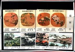 6776B) FORMOSA-LOTTO DI FRANCOBOLLI IN SERIE COMPLETE-MNH** - 1945-... Repubblica Di Cina