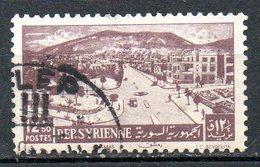 SYRIE. N°38 Oblitéré De 1949. Damas. - Syrien