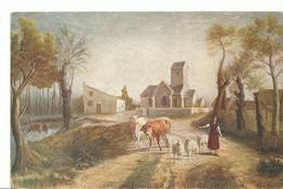 88 Doremy Jeanne D'arc  Tableau N 1 - Domremy La Pucelle