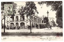VIET NAM - TONKIN - HANOI - Mairie - Ed. P. Dieulefils, Hanoi - Vietnam