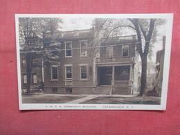 YMCA  Canandaigua     New York      Ref    3562 - NY - New York